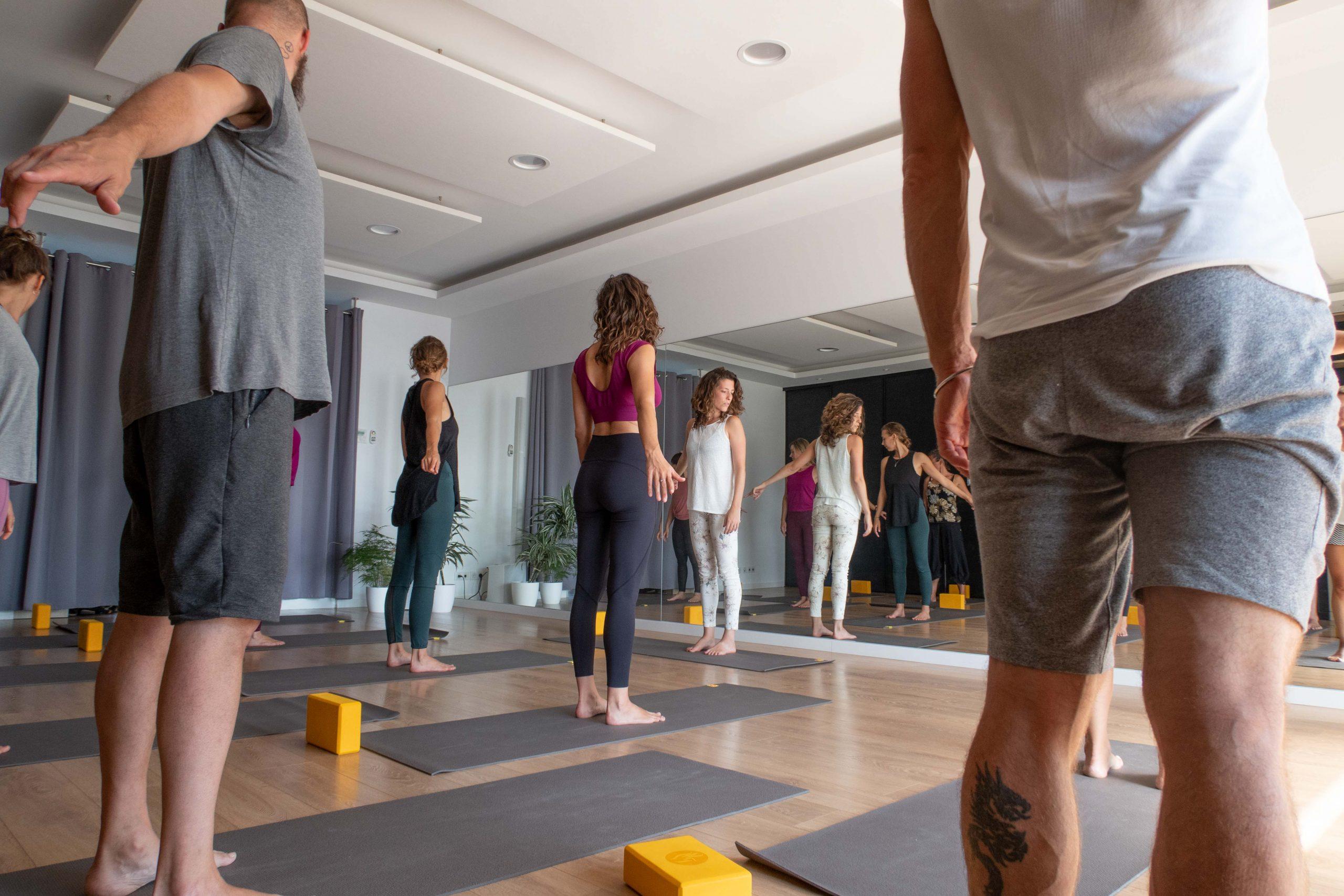 domenica cours de yoga